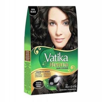 Barva na vlasy s hennou_RICH BLACK